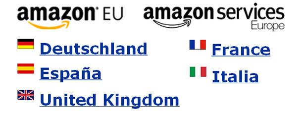 Amazon EFNとAmazon欧州 マーケットプレイス