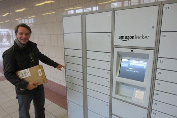 Amazonロッカー2