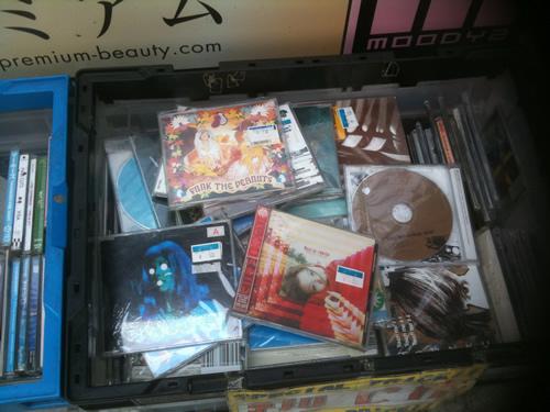 秋葉原駅付近の「店じまい」CD,DVDショップ2